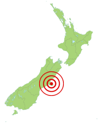 New Zealand Eathquake
